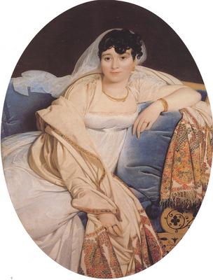 Ingres Madame Riviere
