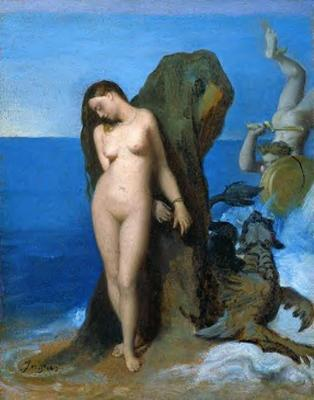 Ingres Perseus and Andromeda