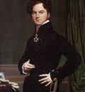 Ingres Amedee David Comte de Pastoret