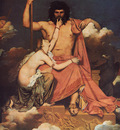 Ingres Jupiter and Thetis