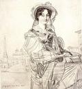 Ingres Mrs Charles Badham