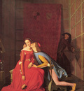 ingres paolo and francesca