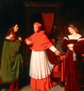 The betrothal of Raphael