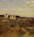 Corot View of Pierrefonds