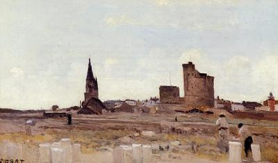 Corot La Rochelle Quarry near the Port Entrance