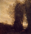 Corot A Cow and its Keeper