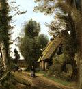 Corot Jean Baptiste Camille Saint Quentin Des Pres