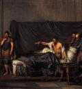 GREUZE Jean Baptiste Septimius Severus and Caracalla