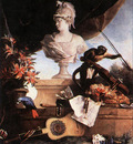 OUDRY Jean Baptiste Allegory Of Europe