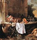OUDRY Jean Baptiste Dead Wolf