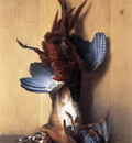 OUDRY Jean Baptiste Still Life With Pheasant