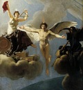 REGNAULT Jean Baptiste The Genius Of France Between Liberty And Death
