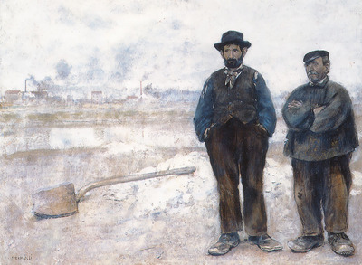 The Two Workmen
