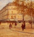 Raffaelli Jean%20Francois Place Du Theatre Francais Paris
