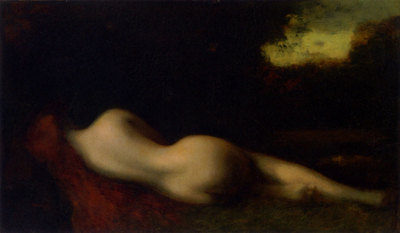 Henner Jean Jacques Nude