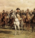 MEISSONIER Jean Louis Ernest Napoleon And His Staff