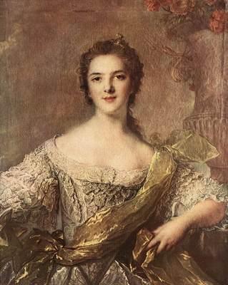 NATTIER Jean Marc Madame Victoire