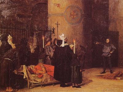 Funerailles de Guillaume le Conquerant