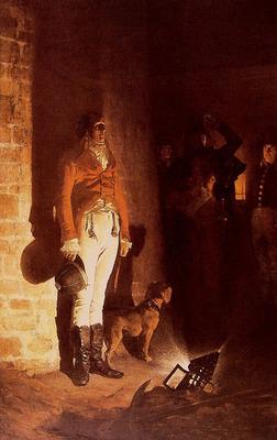 La Mort du duc dEnghien