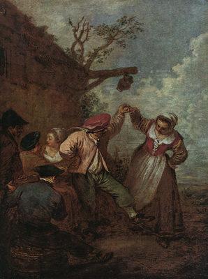 Peasant Dance CGF