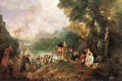 The Embarkation for Cythera WGA