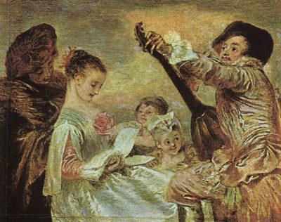 The Music Lesson CGF