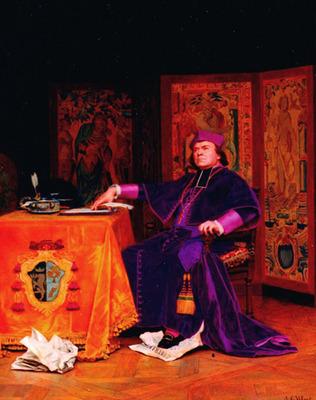 Wrath of the Bishop