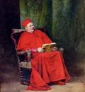 Vibert Jean Georges Reading
