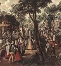 BEUCKELAER Joachim Village Feast