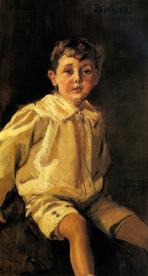 Sorolla Y Bastida Joaquin A Portrait Of basil Mundy