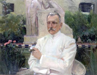 Sorolla y Bastida Joaquin Retrato de D  Amalio Gimeno