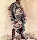 Bastida Joaquin Sorolla y The Musketeer