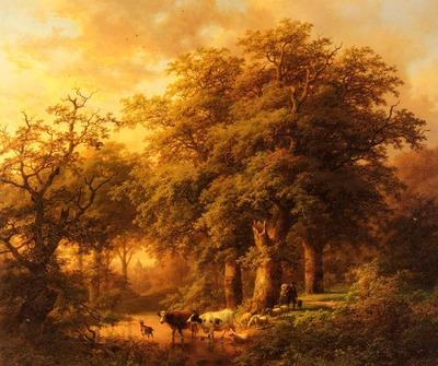 Klombeck Johann Bernard Summer