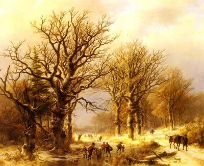 Klombeck Johann Bernard Winter