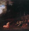 SCHONFELD Johann Heinrich Atalanta And Hippomenes