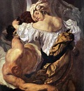 LISS Johann Judith And Holophernes