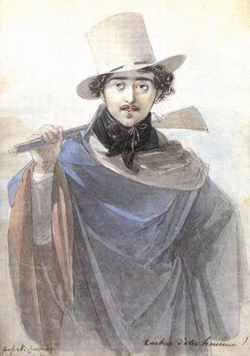 ENDER Johann Count Istvan Szechenyi