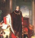 ENDER Johann Portrait Of Ferenc Szechenyi