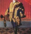 KRAFFT Johann Peter Portrait Of Count Ferenc Barkoczy