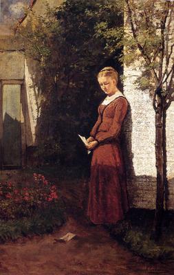 Klinkenberg Johannes Christiaan Karel The Letter