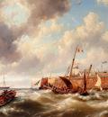 Koekkoek Hermanus Jr Almost Safe In Port