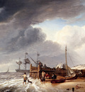 Koekoek Johannes Hermanus On The Beach