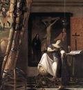 Vermeer The Allegory of the Faith