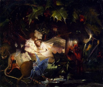 Fitzgerald Jon Anster The Fairy Bower