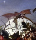 fitzgerald john anster fairies in a birds nest detail