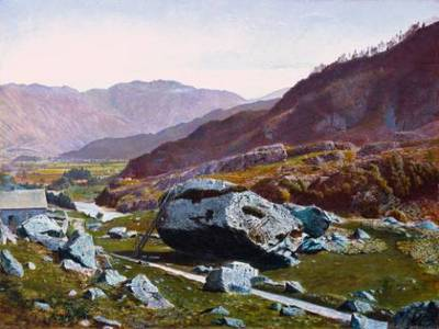 Bowder Stone Borrowdale TCS
