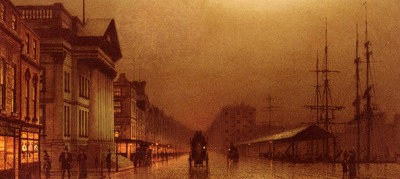 Grimshaw John Atkinson Liverpool Customs House