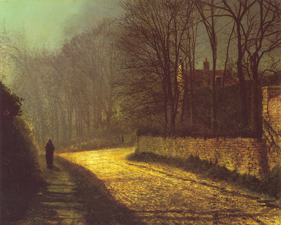 Grimshaw The Lovers