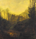 Grimshaw Atkinson A Manor House in Autumn