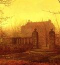 Grimshaw John Atkinson Autumn Morning